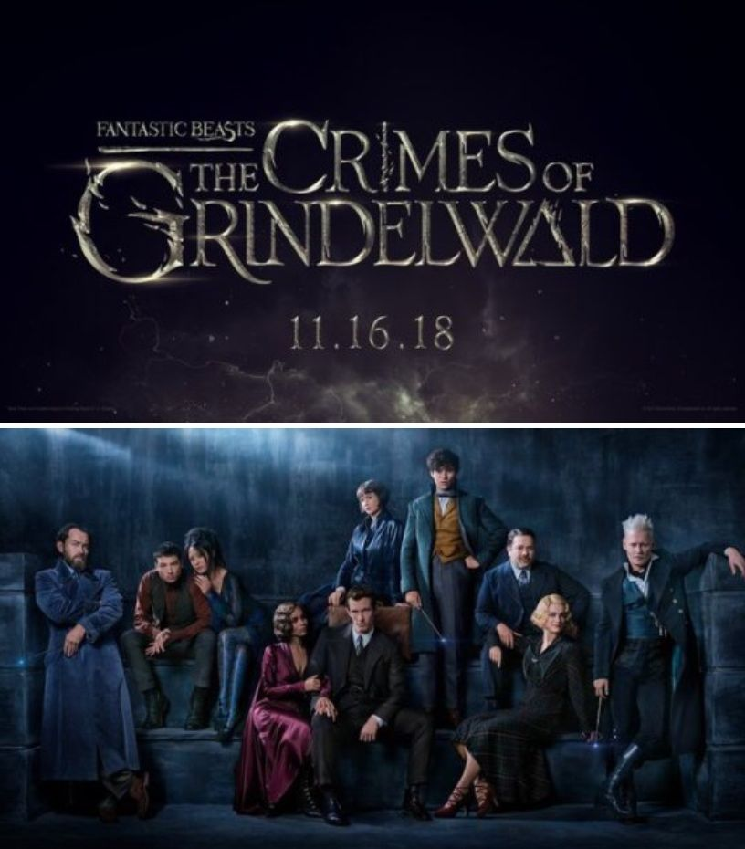Fantastic Beasts The Crimes Of Grindelwald In Theaters November