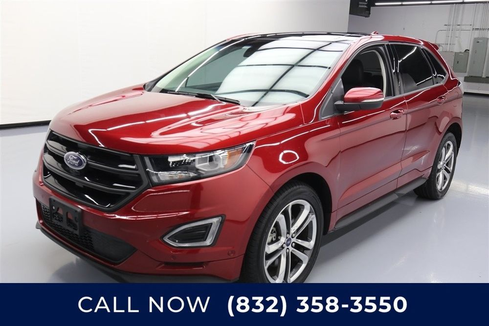 Ford Edge Sport Texas Direct Auto 2016 Sport Used Turbo 2