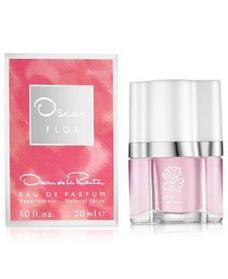 Oscar De La Renta Flor Eau de Parfum Spray, 1 oz  | macys.com