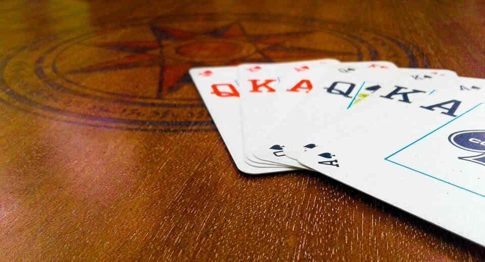 Dummkopf Kartenspiel
