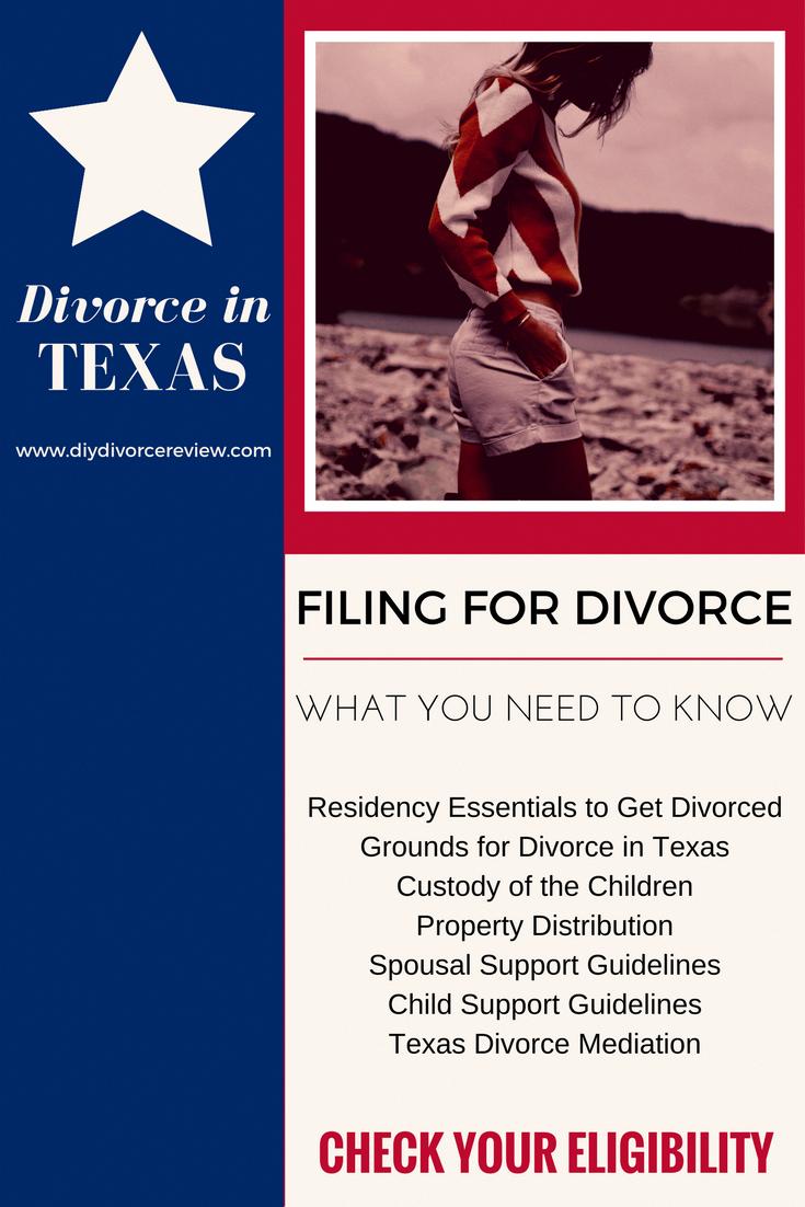 How to get divorced in Texas divorce Texas
