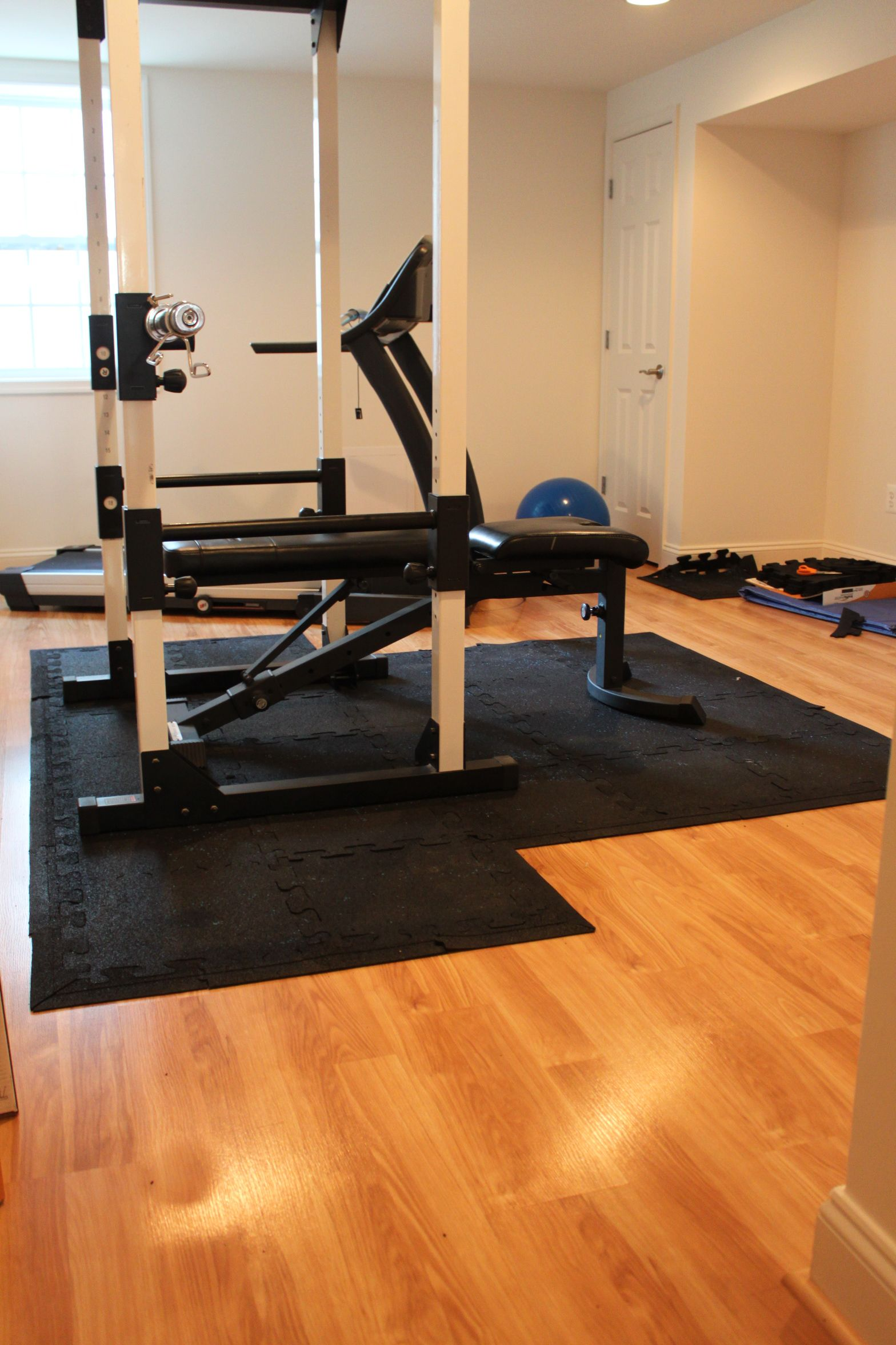 Basement Gym (With Images)