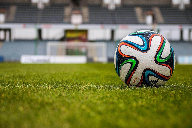 Depth Of Field Field Grass Soccer Soccer Ball Sports Field Stadium Football Streaming Football Images Soccer Ball