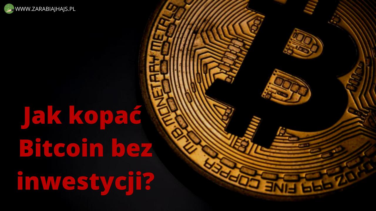 Obchodování s bitcoiny bez vkladového bonusu
