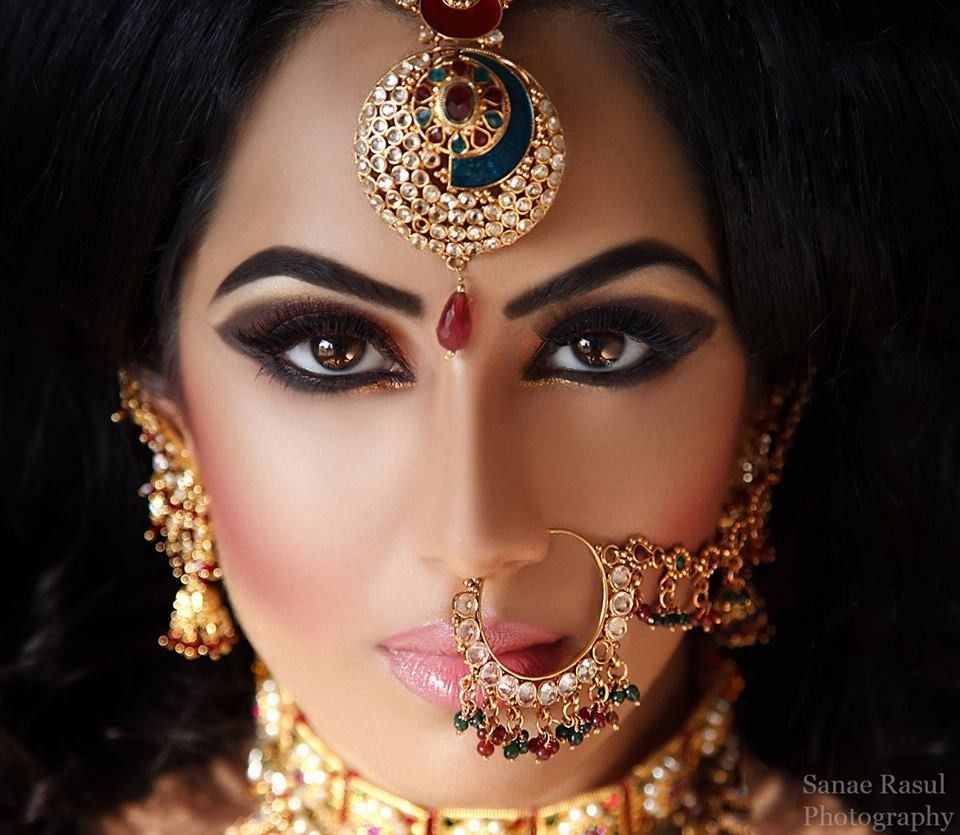 Piercing your nose at home  By Sanae Rasul  Bollywood  Pinterest  Indian style Stylists and