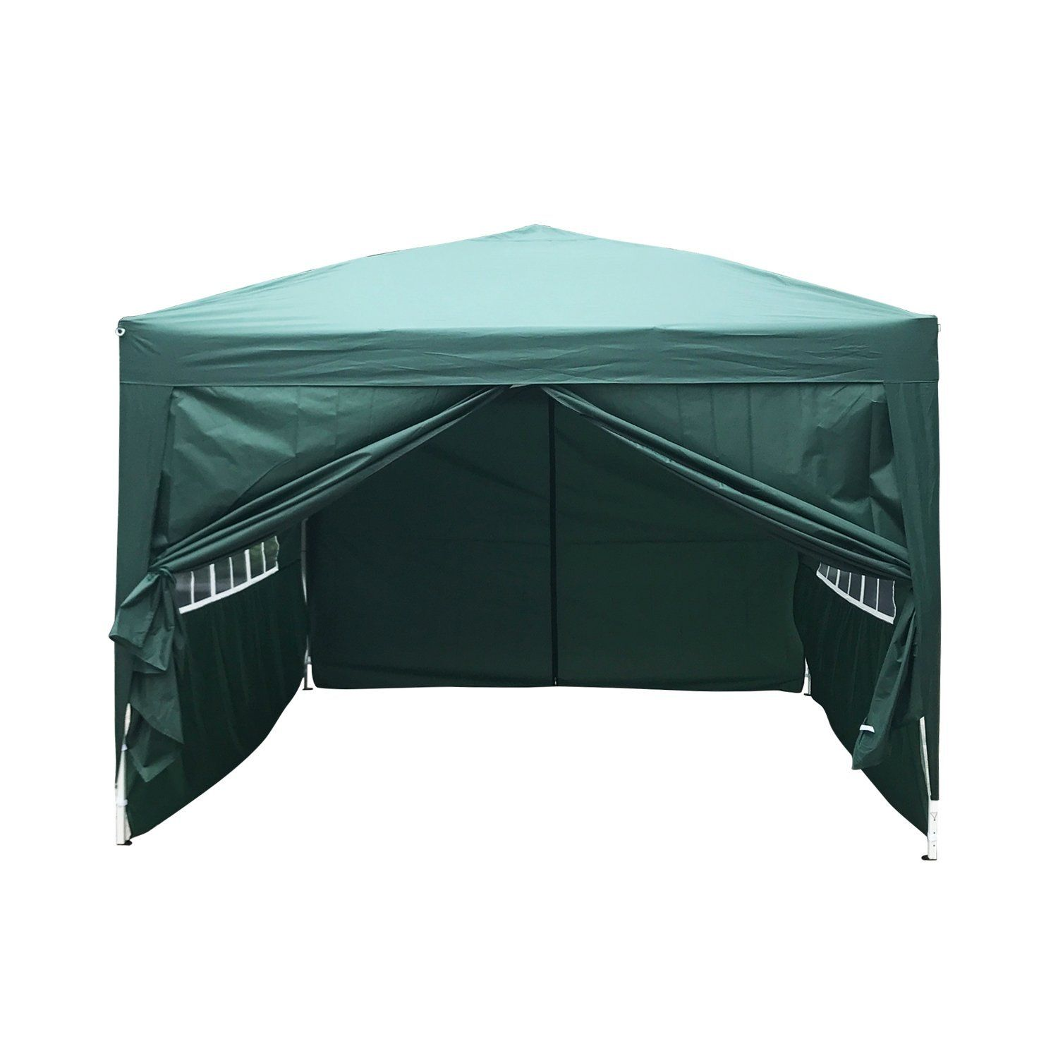 Kinbor Canopy Wedding Party Tent Heavy Duty Outdoor Gazebo Green (10x10 4wall) | Winter Wedding Ideas ** Check this awesome product by going to the link at ...  sc 1 st  Pinterest & Kinbor Canopy Wedding Party Tent Heavy Duty Outdoor Gazebo Green ...