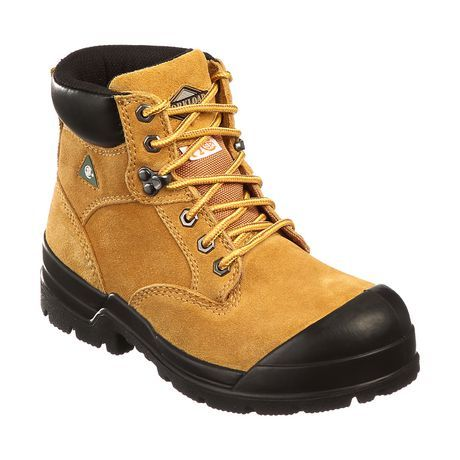Workload Women S Seahawk Steel Toe Safety Boots Taupe 9 Womens