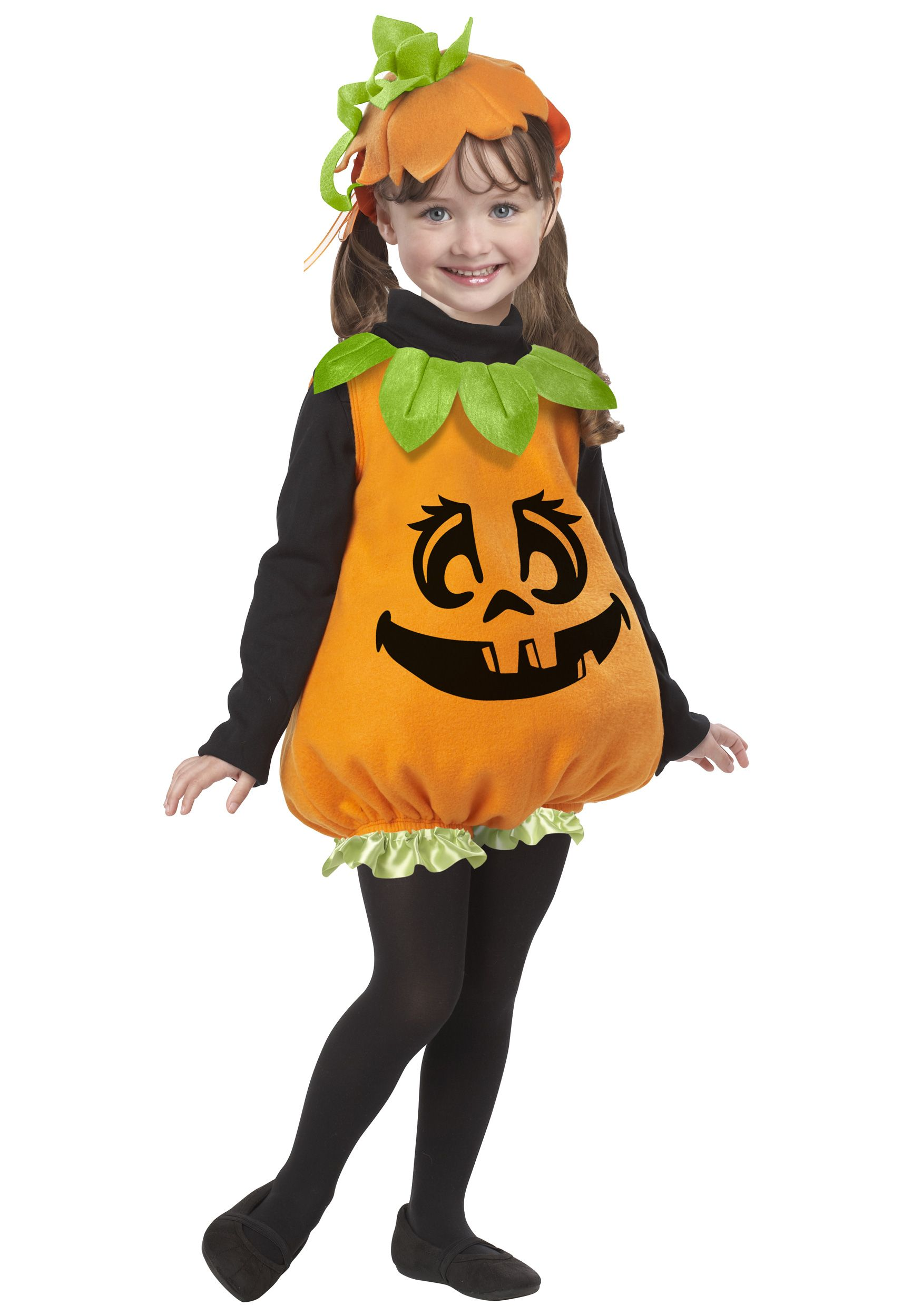 Toddler Pumpkin Girl Costume  sc 1 st  Pinterest & Toddler Pumpkin Girl Costume | Kids Costume | Pinterest | Costumes ...
