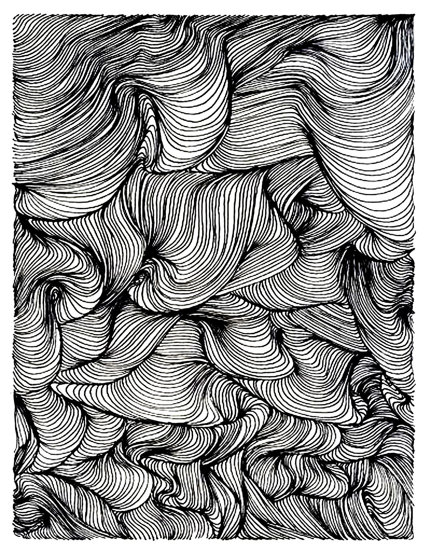 Free downloadable coloring page -- this is from the Zen ...