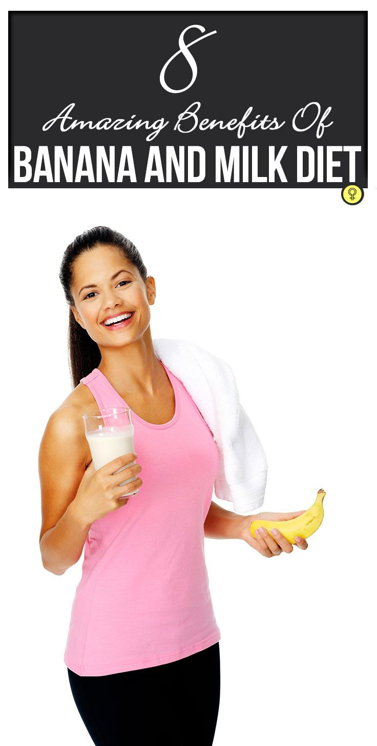 Banana Milk and Honey Diet for Healthy Weight Gain