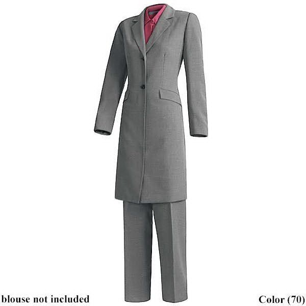 Long Jacket / Pant Suit By Kasper (for Women) | Coats, For women ...