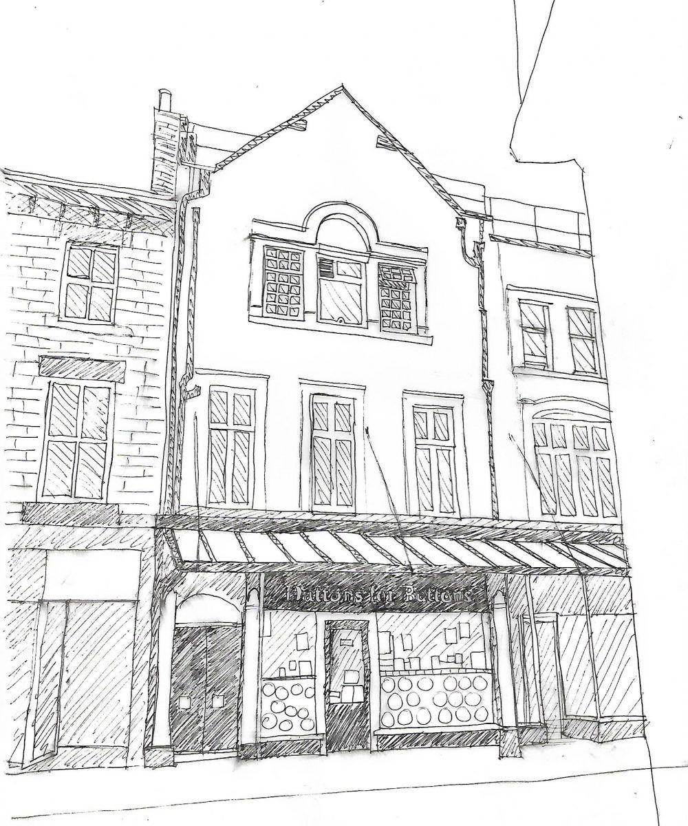 Our Shops Duttons, Harrogate, Us shop