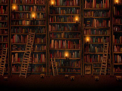 imagenes de bibliotecas antiguas - Buscar con Google
