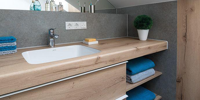 RESOPAL SpaStyling® Sink, Integrierte Designkonzepte | Resopal