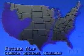 Image Result For Map Of Future Great Flood For The United States - Us navy flood map