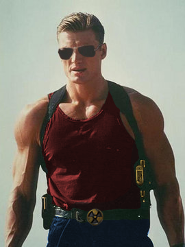 Image result for Dolph Lundgren Uniform