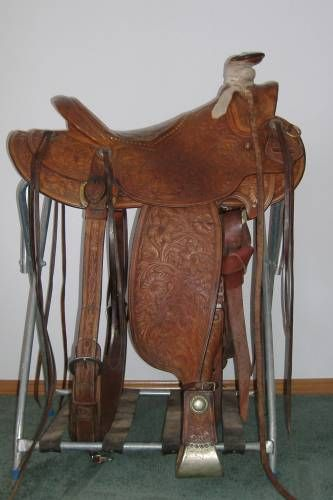 Pin on Wade Saddles for Sale