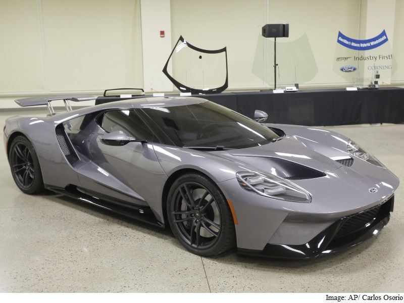 Gorilla Glass Used For Smartphones Is Coming To Cars Ford Gt
