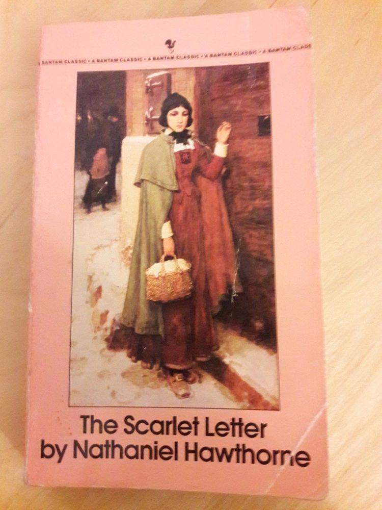 The Scarlet Letter Bantam Classics Nathaniel Hawthorne