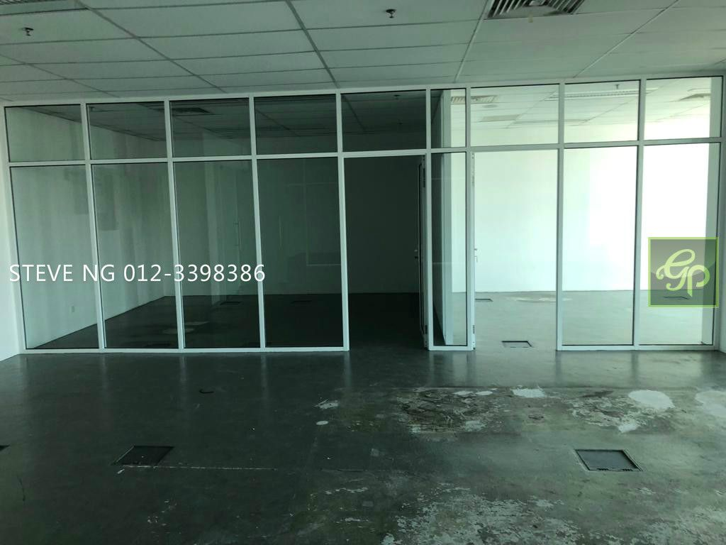 Q Sentral Is A Freehold 45 Storey Grade A Office Tower In Kl Cbd