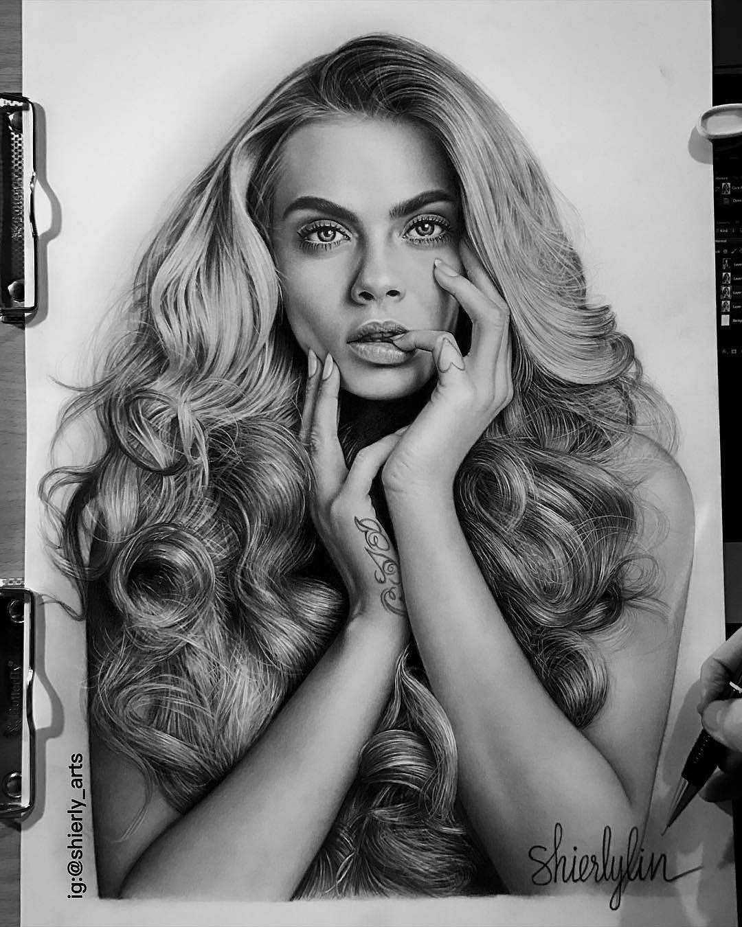 Amazing pencil drawing follow artgully for more art art by shierly arts ig artgully