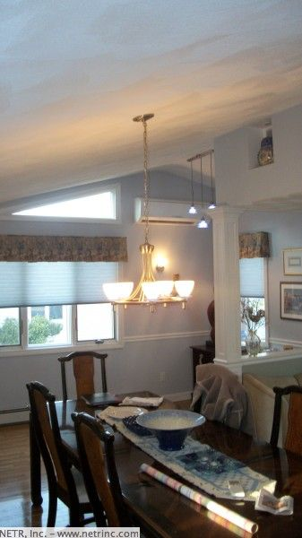 Netr Ductless Air Conditioning System In Dining Room Home New