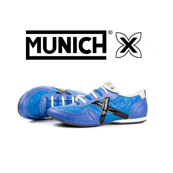 apariencia elegante hermosa en color diseño distintivo Munich Sotil color 156 Azul - Ultima Talla 41 Tienda Online ...