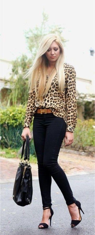 Leopard & Mint
