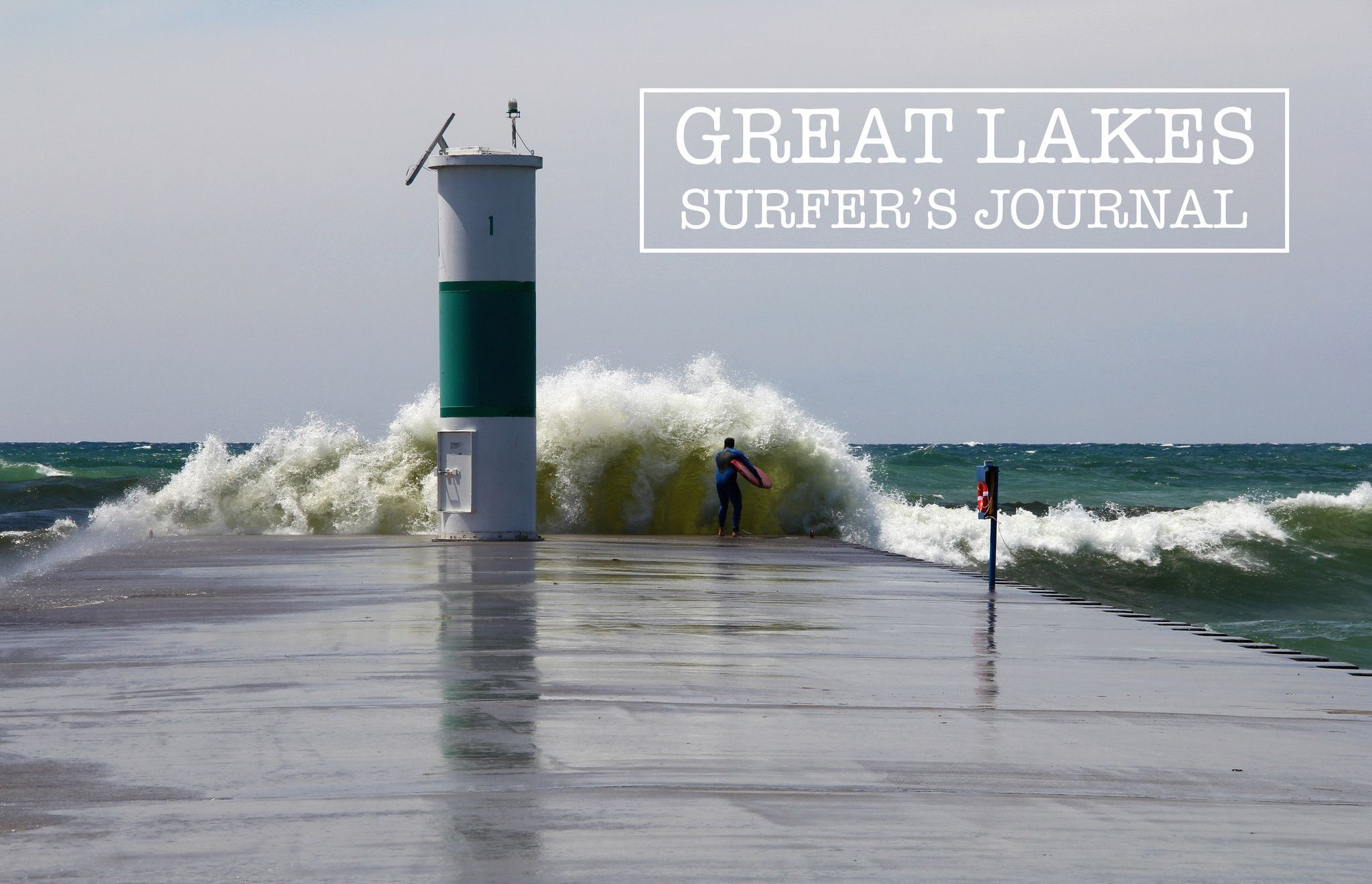 Great Lakes Surfer S Journal 1st Issue