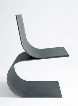 Scott Burton | Two Curve Chair, 1989