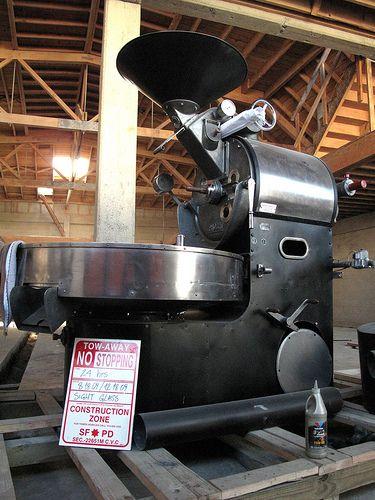 Ug22 Sightglass Coffee Bean Roasters Coffee Roasting Coffee Shop