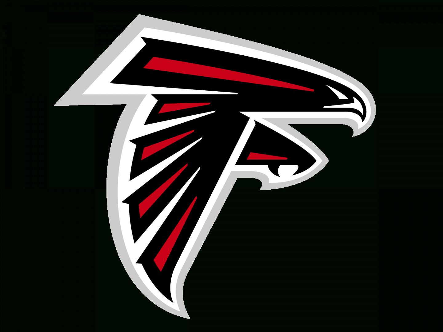 16 Atlanta Falcons Logo Outline In 2020 Atlanta Falcons Logo Falcon Logo Logo Outline