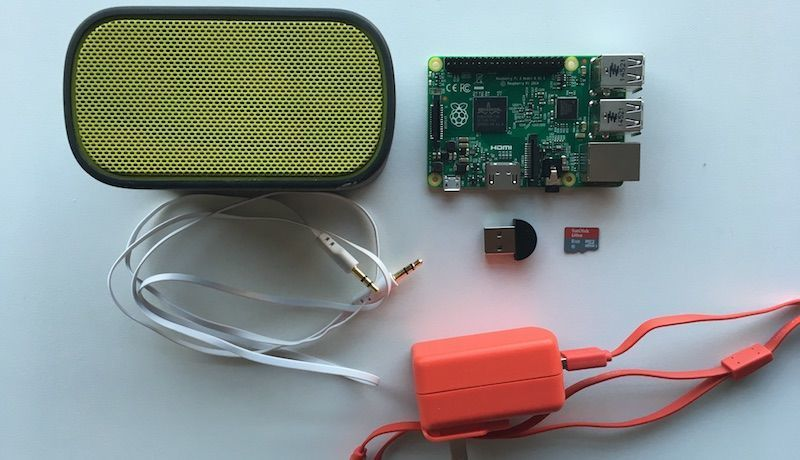The Simplest Way to Build A Raspberry Pi-Powered Amazon Echo