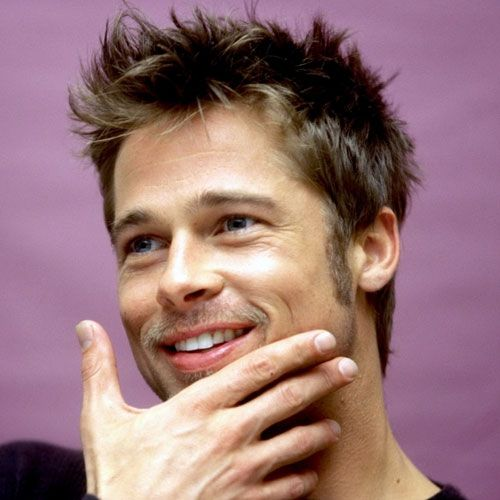 The Best Brad Pitt Haircuts Hairstyles Ultimate Guide Brad Pitt Hair Brad Pitt Brad Pitt And Angelina Jolie