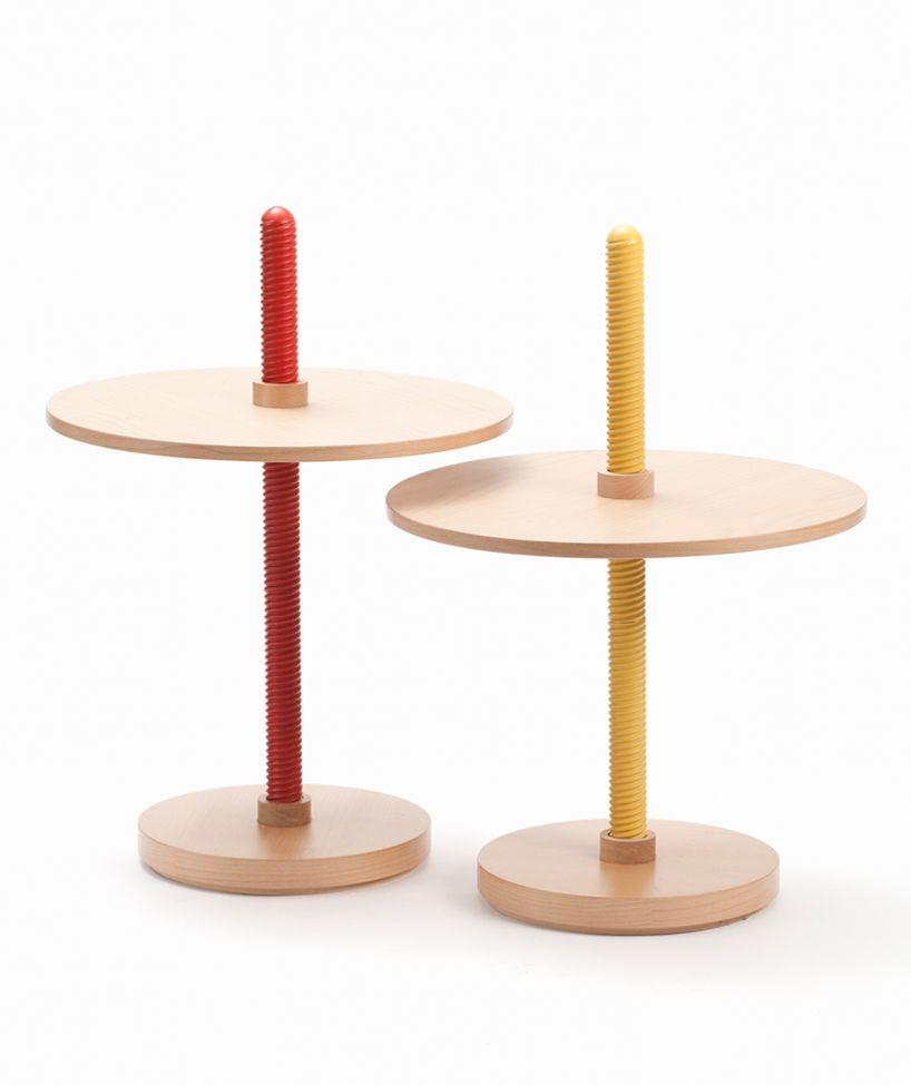 wohnzimmermobel zimmermann : Avvitamenti Furniture Collection By Carlo Contin For Subalterno1
