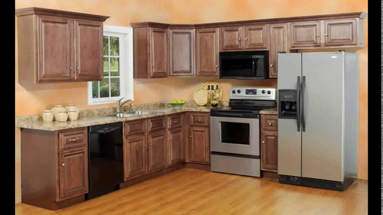 10 X 12 Kitchen Design Youtube Kitchen in 2020 Kitchen
