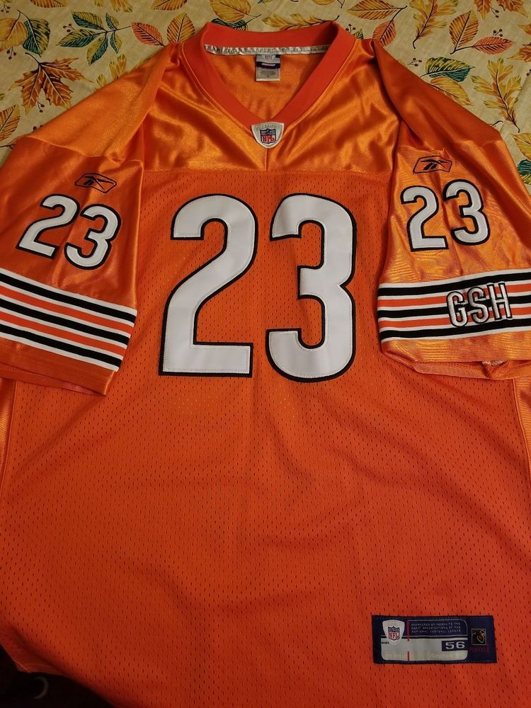 best sneakers 52853 6a751 Devin Hester #23 Chicago Bears On Field Reebok Authentic NFL ...