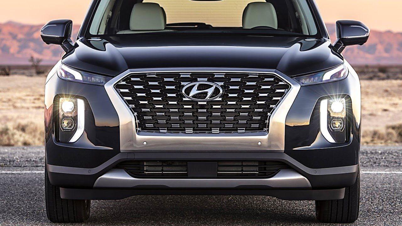 2020 Hyundai Palisade 7Seater SUV The New Flagship of