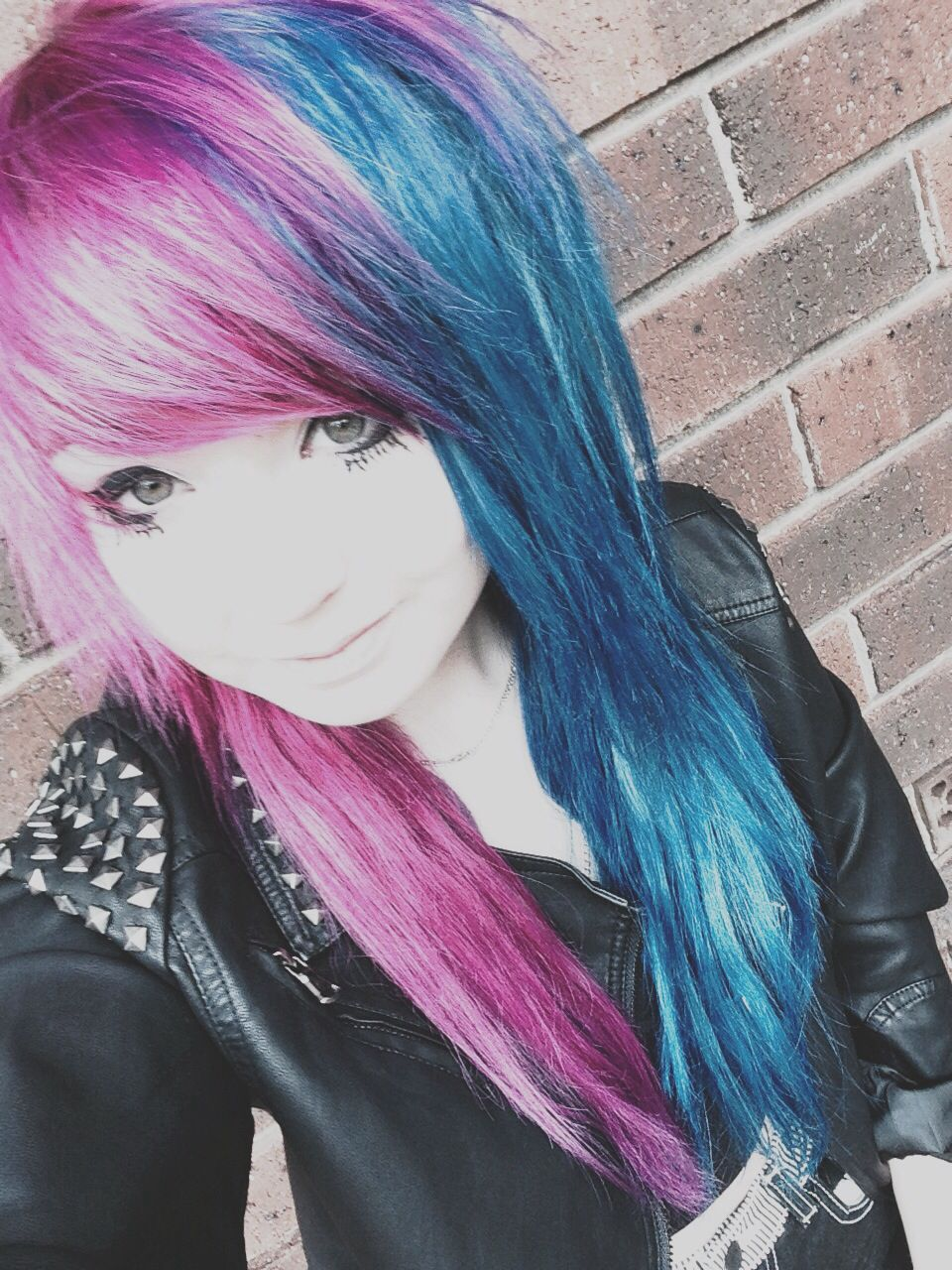 Pin by matt brown on scene pinterest blue hair emo and scene