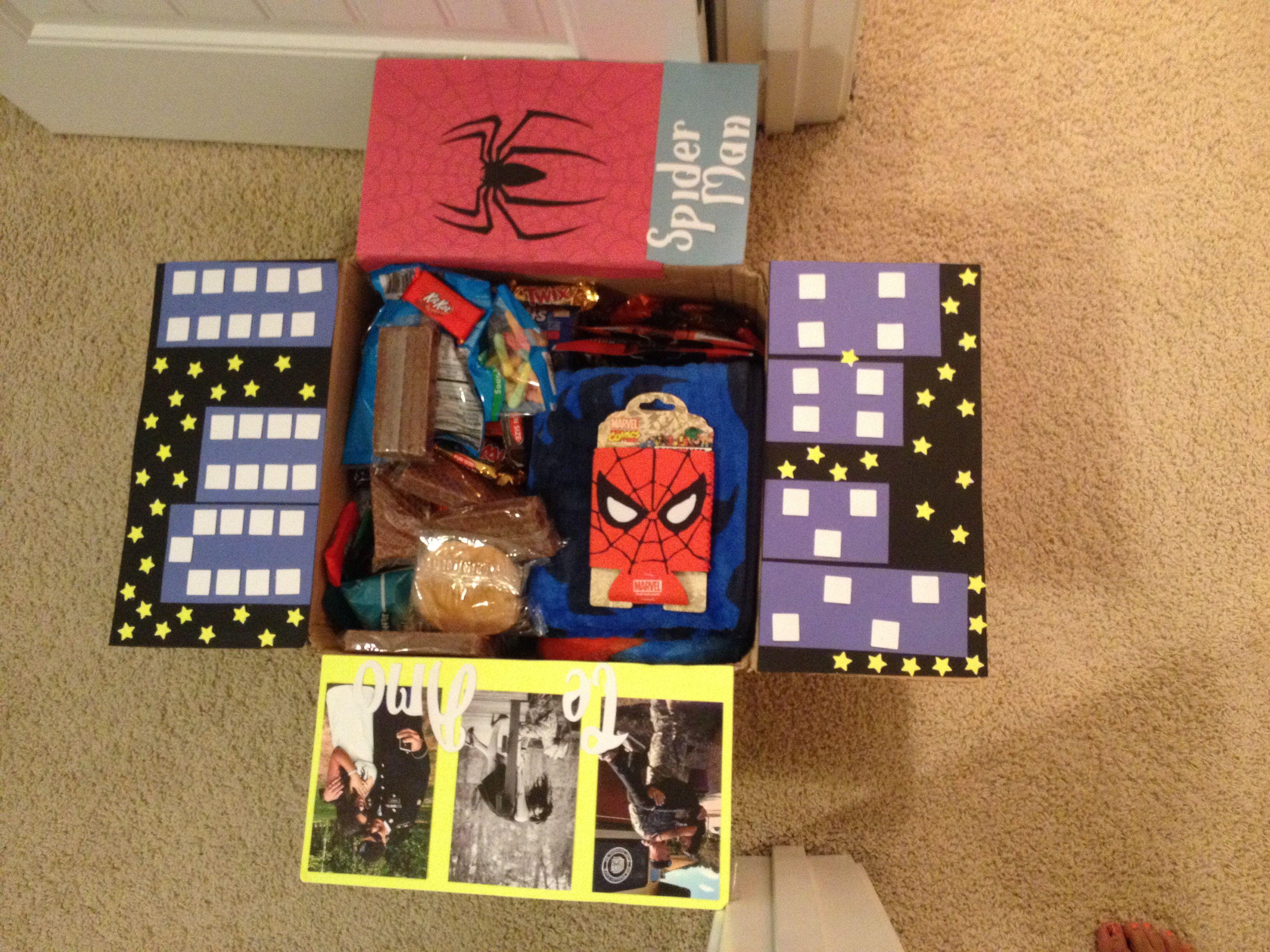 Spiderman, Boyfriend Gifts, My Boyfriend