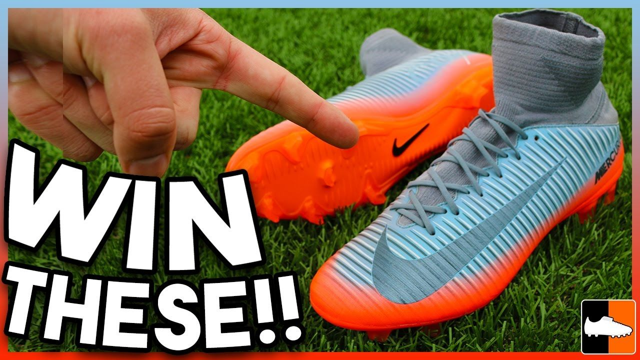 2b7d638cf Nike CR7 Chapter IV Giveaway!! ENTER NOW To WIN Football Boots ...