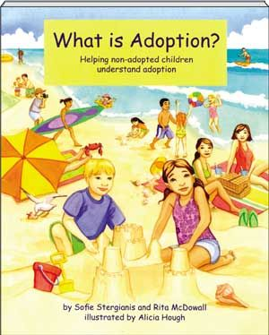 "No matter when or how children hear the word ""adoption"" for the first time, they'll have questions. And, as one question leads to another, adults may wonder what or how much to say."