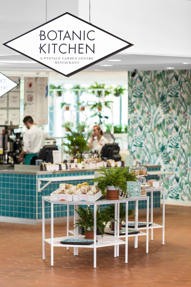 Kiwi Pom Design A Garden Themed Restaurant Bar Design Restaurant Restaurant Themes Restaurant Design
