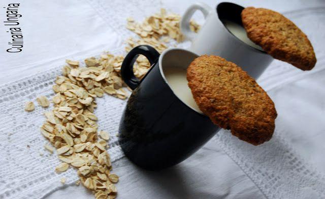 Eierlikör-Haferflocken-Kekse