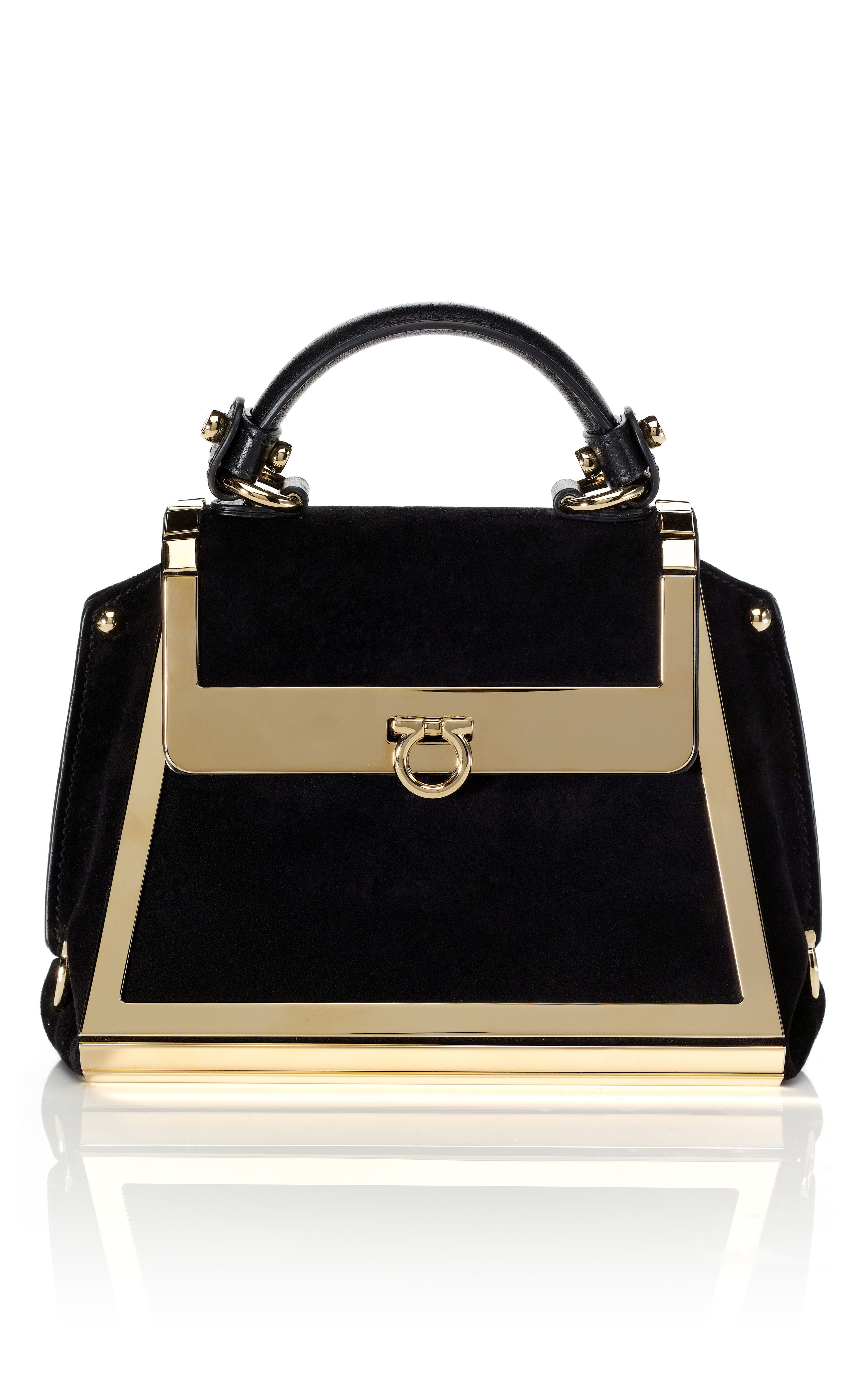 681273fd6fa80 Shop Salvatore Ferragamo Sofia Evening Bag - Ready-to-Wear Trunkshow at  Moda Operandi