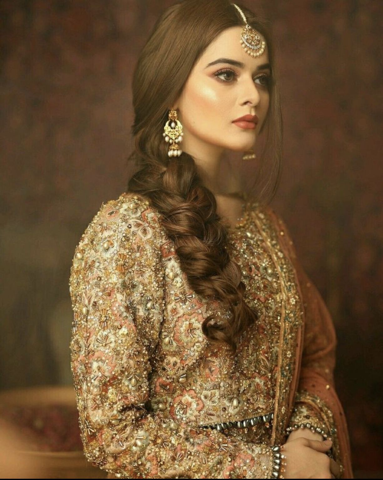 Pinterest Abeera_mehar Pakistani bridal dresses