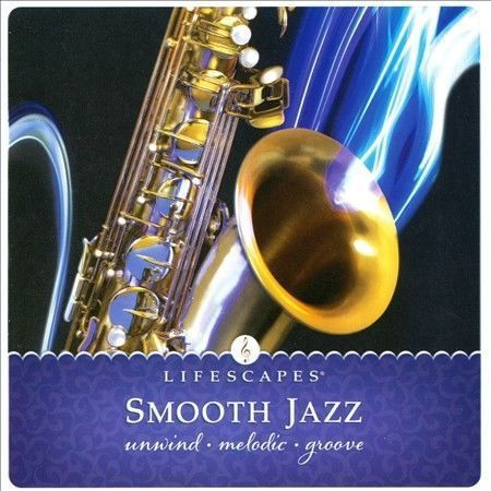 Smooth Jazz by Relativity (CD, Music, Jazz, Lifescapes, 2015) New, Sealed
