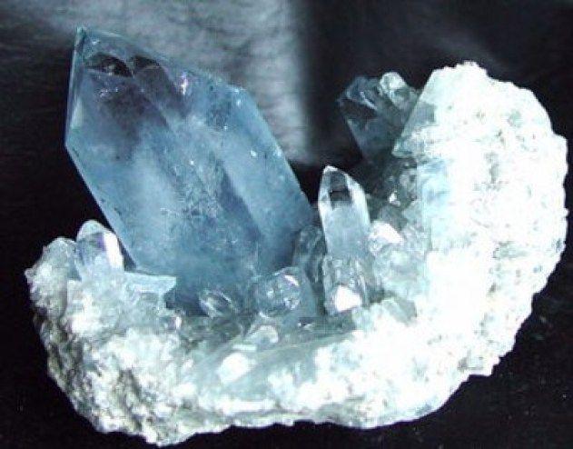 Selestit Taşı (Selestin) | Değerli taşlar, Taşlar, Kristal
