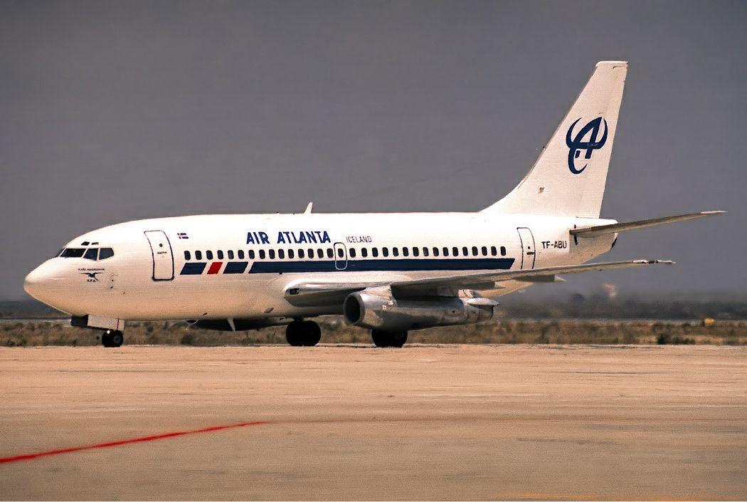 Air Atlanta | Description Air Atlanta Icelandic Boeing 737-200
