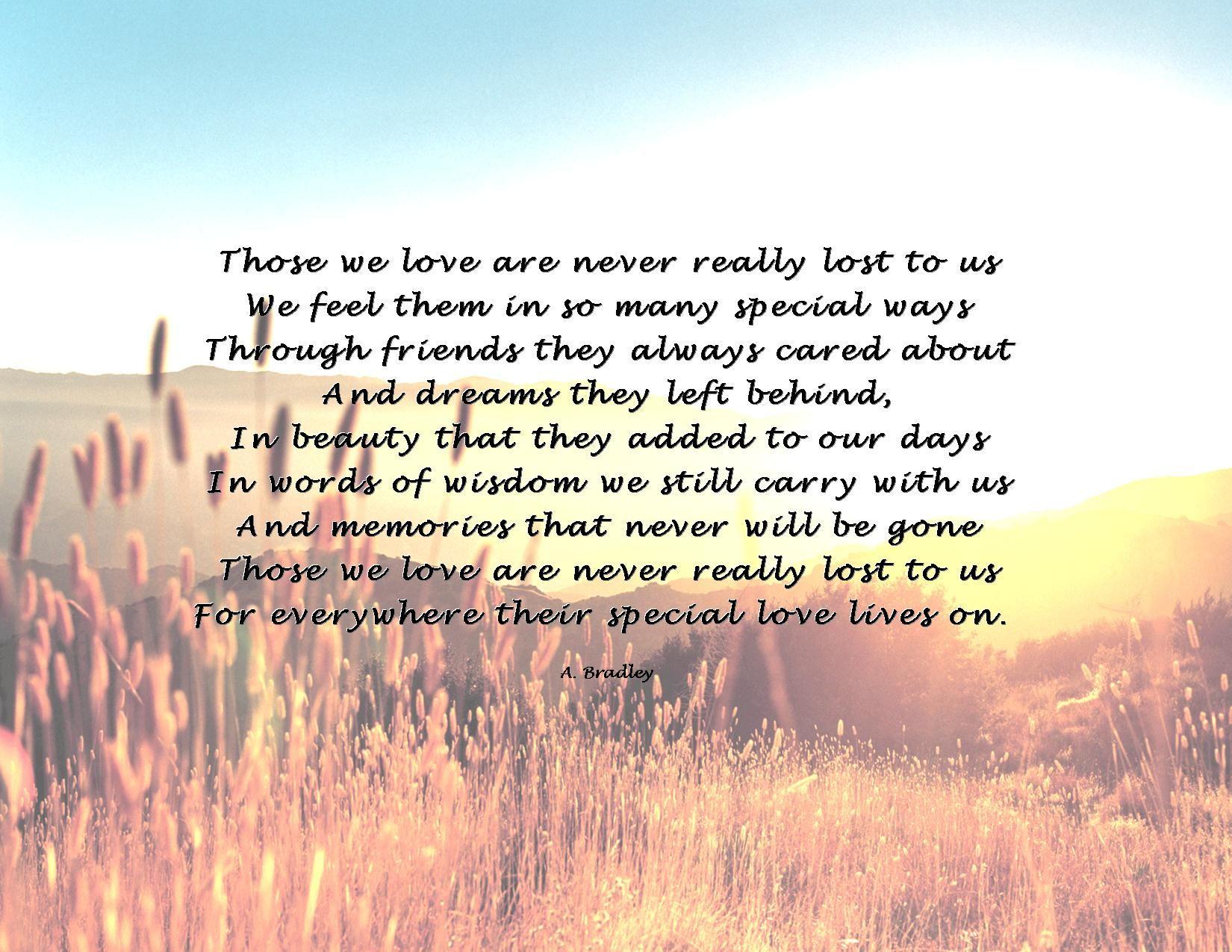 Never Really Gone